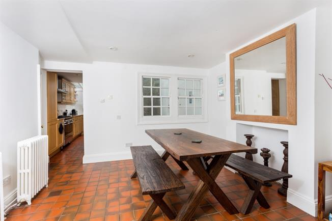 £2,500 per Calendar Month, 4 Bedroom Terraced House To Rent in Brighton, BN2