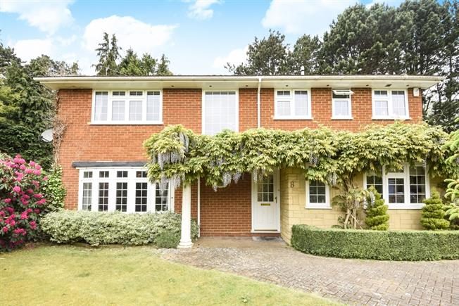 £2,750 per Calendar Month, 4 Bedroom Detached House To Rent in Kenley, CR8