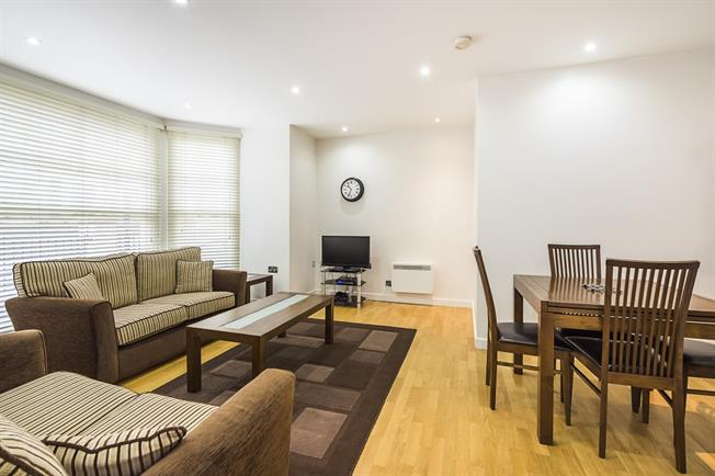 £3,900  per Calendar Month (Calculated), 3 Bedroom Apartment To Rent in London, SW5