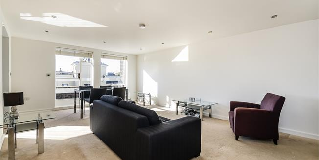 £4,225  per Calendar Month (Calculated), 2 Bedroom Apartment To Rent in London, SW3