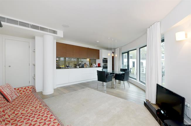 £4,766  per Calendar Month (Calculated), 2 Bedroom Apartment To Rent in London, SW10