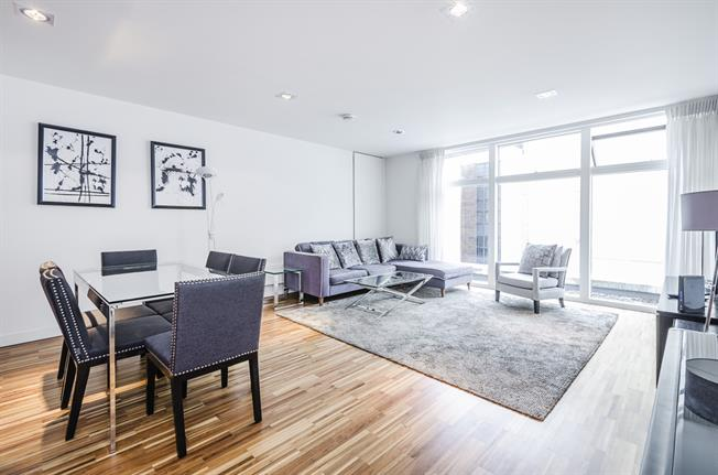£4,766  per Calendar Month (Calculated), 2 Bedroom Apartment To Rent in London, SW3