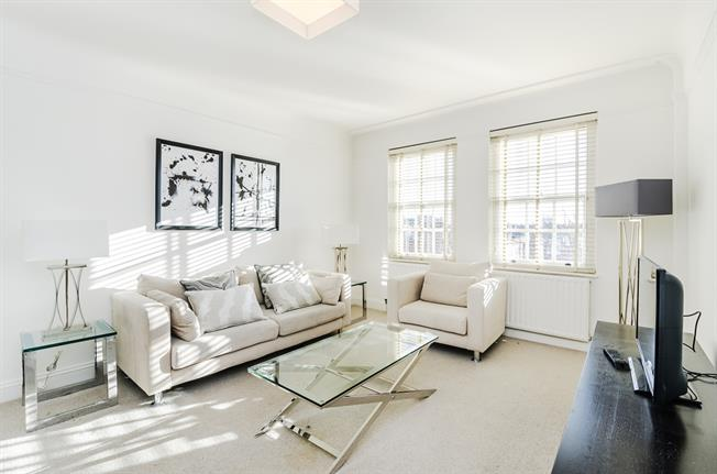£3,921  per Calendar Month (Calculated), 2 Bedroom Apartment To Rent in London, SW3