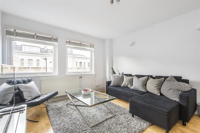 £2,145  per Calendar Month (Calculated), 1 Bedroom Apartment To Rent in London, SW10