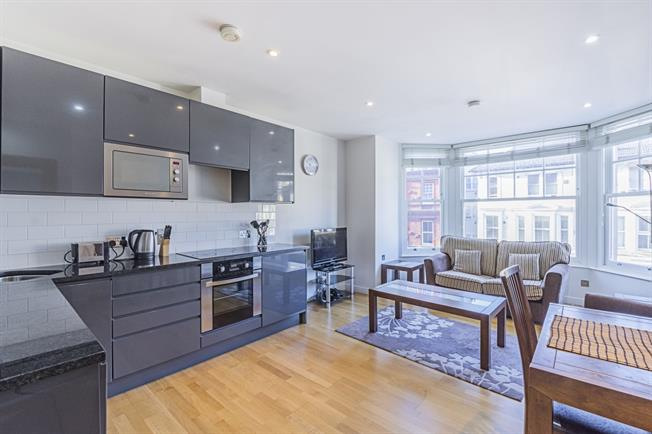 £1,950  per Calendar Month (Calculated), 1 Bedroom Flat To Rent in London, SW5
