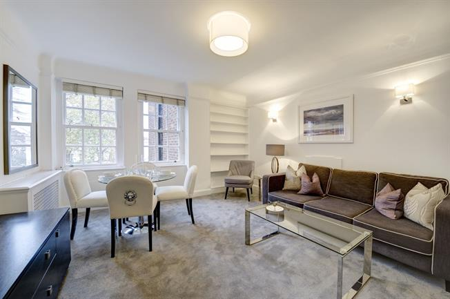 £3,423  per Calendar Month (Calculated), 2 Bedroom Apartment To Rent in London, SW3