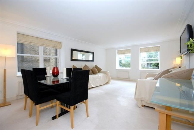 £2,925  per Calendar Month (Calculated), 2 Bedroom Flat To Rent in London, SW5