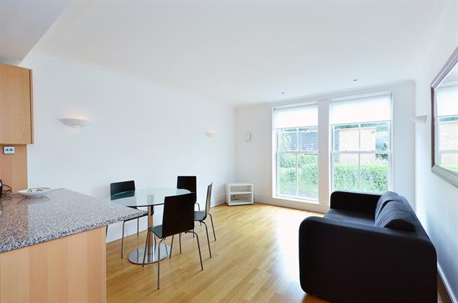 £2,080  per Calendar Month (Calculated), 1 Bedroom Apartment To Rent in London, SW10