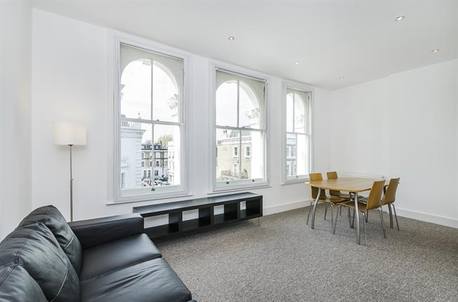 £1,950  per Calendar Month (Calculated), 2 Bedroom Flat To Rent in London, SW10