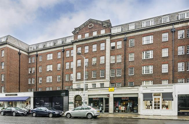 £3,683  per Calendar Month (Calculated), 2 Bedroom Flat To Rent in London, SW3