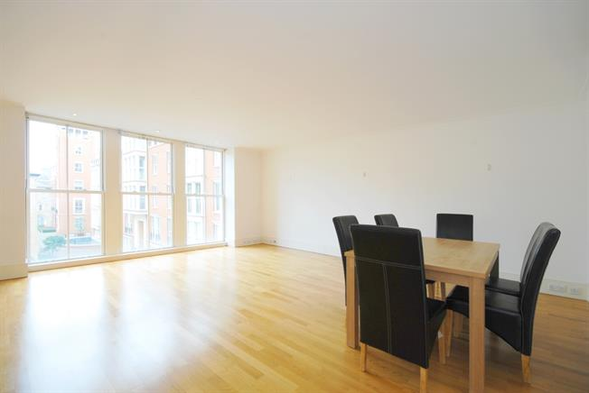 £2,925  per Calendar Month (Calculated), 2 Bedroom Apartment To Rent in London, SW10