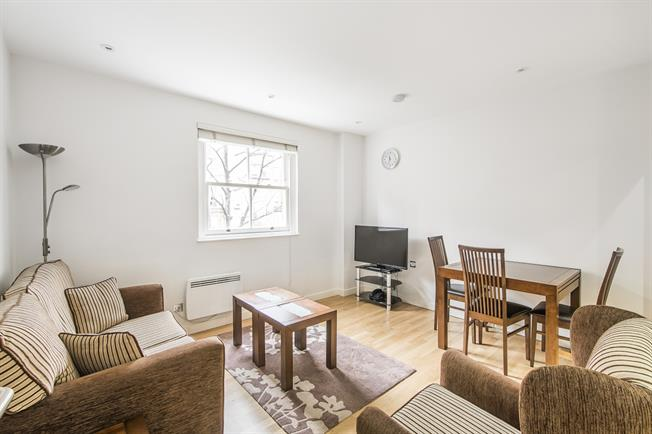 £1,690  per Calendar Month (Calculated), 1 Bedroom Apartment To Rent in London, SW5