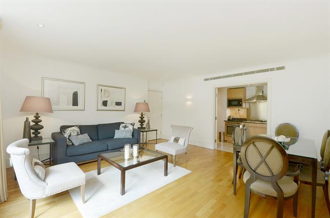 £3,445  per Calendar Month (Calculated), 2 Bedroom Apartment To Rent in London, SW10