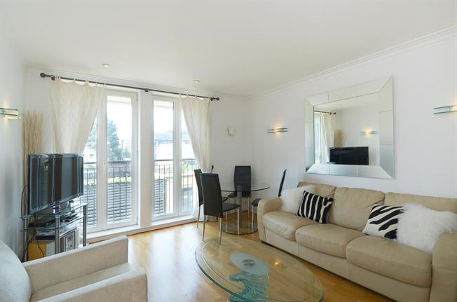 £1,993  per Calendar Month (Calculated), 1 Bedroom Apartment To Rent in London, SW10