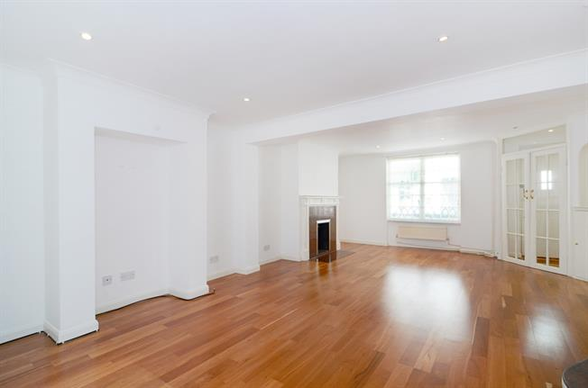 £2,708  per Calendar Month (Calculated), 2 Bedroom Terraced House To Rent in London, SW5