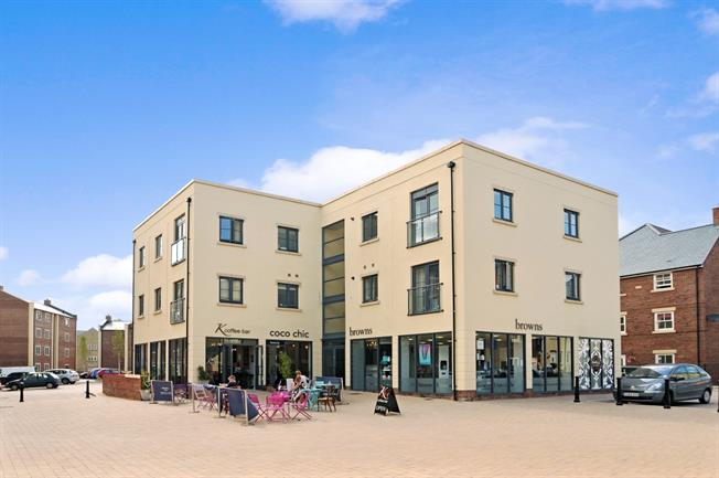 £1,733  per Calendar Month (Calculated), 3 Bedroom Apartment To Rent in Stroud, GL5