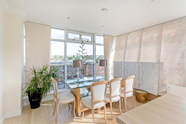 £2,816  per Calendar Month (Calculated), 2 Bedroom Penthouse To Rent in Cheltenham, GL50