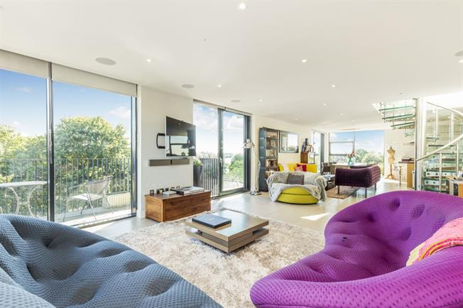 £5,997  per Calendar Month (Calculated), 2 Bedroom Penthouse To Rent in London, W6