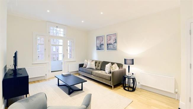 £2,816  per Calendar Month (Calculated), 2 Bedroom Flat To Rent in London, W6