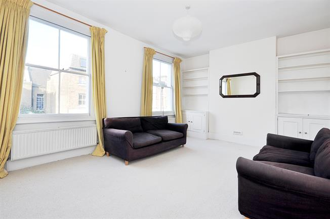 £1,950  per Calendar Month (Calculated), 2 Bedroom Flat To Rent in London, W6