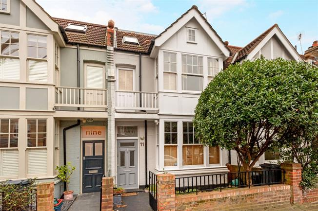 £4,329  per Calendar Month (Calculated), 4 Bedroom Terraced House To Rent in London, W4