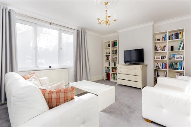 £1,841  per Calendar Month (Calculated), 3 Bedroom Apartment To Rent in London, W4