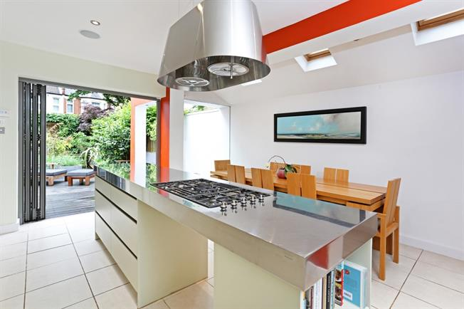 £5,806  per Calendar Month (Calculated), 5 Bedroom Terraced House To Rent in London, W4