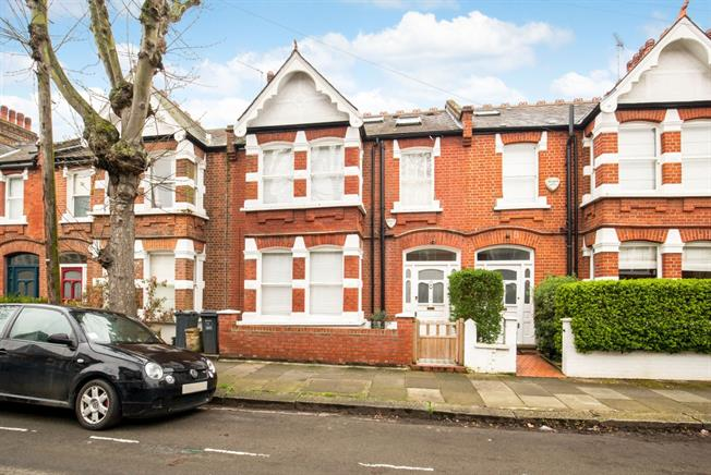 £4,983  per Calendar Month (Calculated), 4 Bedroom Terraced House To Rent in London, W4