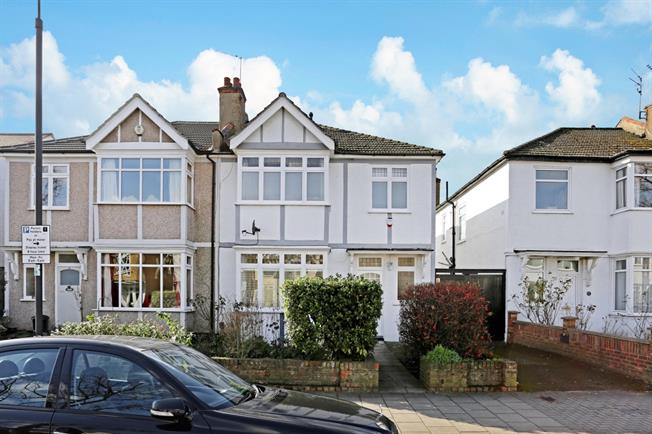 £3,575 per Calendar Month, 4 Bedroom Semi Detached House To Rent in London, W12