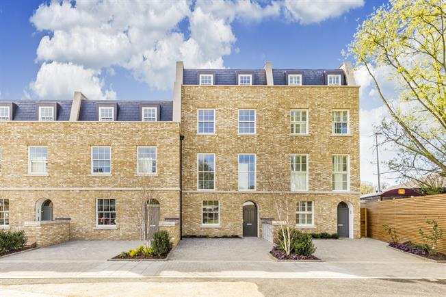 £7,500 per Calendar Month, 6 Bedroom Town House To Rent in London, W4