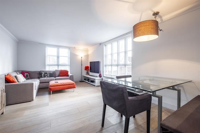 £2,816  per Calendar Month (Calculated), 2 Bedroom Apartment To Rent in London, E1