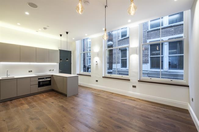 £2,166  per Calendar Month (Calculated), 1 Bedroom Apartment To Rent in London, EC4M