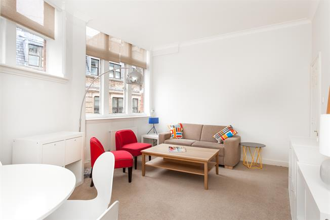 £2,058  per Calendar Month (Calculated), 1 Bedroom Flat To Rent in London, EC3A
