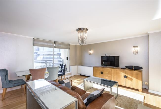 £2,816  per Calendar Month (Calculated), 2 Bedroom Apartment To Rent in London, WC1V