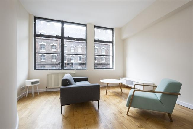 £1,993  per Calendar Month (Calculated), 1 Bedroom Apartment To Rent in London, E1