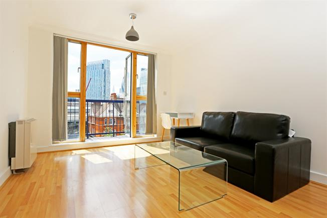 £1,950  per Calendar Month (Calculated), 1 Bedroom Apartment To Rent in London, E1
