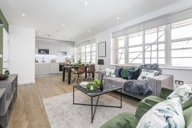 £2,265 per Calendar Month, 2 Bedroom Apartment To Rent in London, SE16