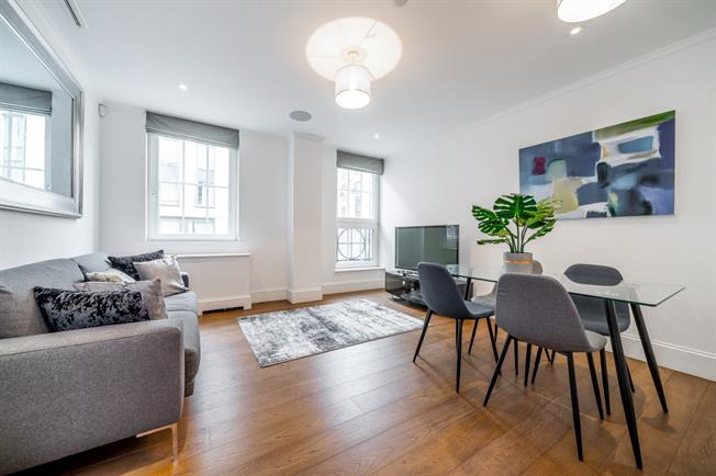 £3,358  per Calendar Month (Calculated), 2 Bedroom Apartment To Rent in London, WC2R