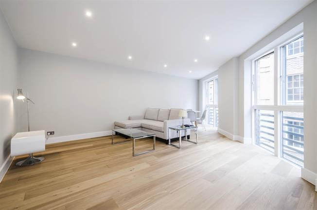 £3,250  per Calendar Month (Calculated), 2 Bedroom Apartment To Rent in London, EC4V