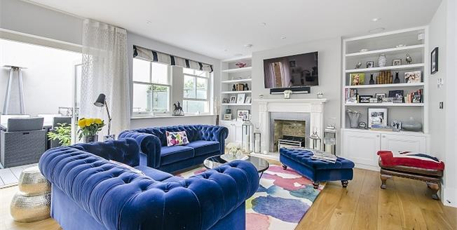 £7,800  per Calendar Month (Calculated), 5 Bedroom Mews House To Rent in Clapham, London, SW4