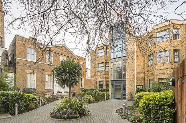 £1,625  per Calendar Month (Calculated), 1 Bedroom Apartment To Rent in London, SW11