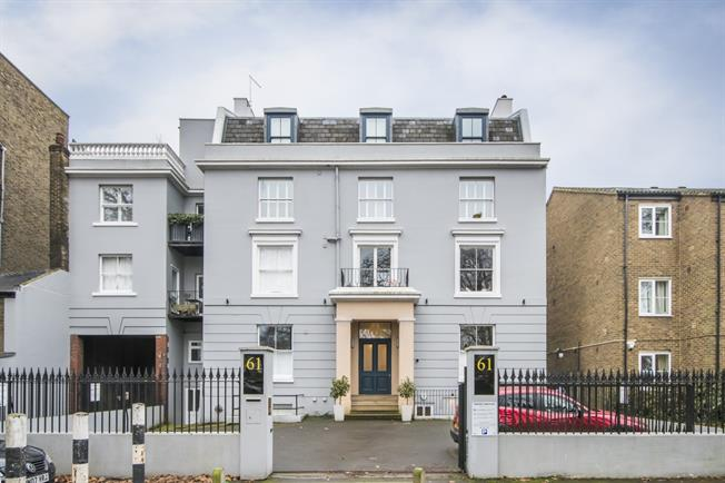 £2,145  per Calendar Month (Calculated), 2 Bedroom Flat To Rent in London, SW4