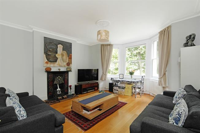 £1,841  per Calendar Month (Calculated), 2 Bedroom Apartment To Rent in London, SW4