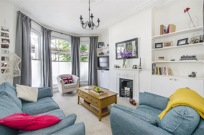 £1,755  per Calendar Month (Calculated), 2 Bedroom Flat To Rent in Clapham High Street, SW4