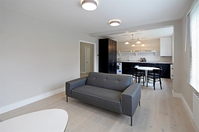 £1,950  per Calendar Month (Calculated), 2 Bedroom Apartment To Rent in London, SW4