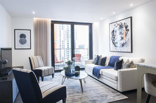 £4,745  per Calendar Month (Calculated), 3 Bedroom Apartment To Rent in London, SW11