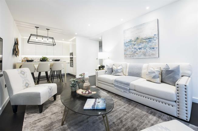 £3,596  per Calendar Month (Calculated), 2 Bedroom Apartment To Rent in London, SW11
