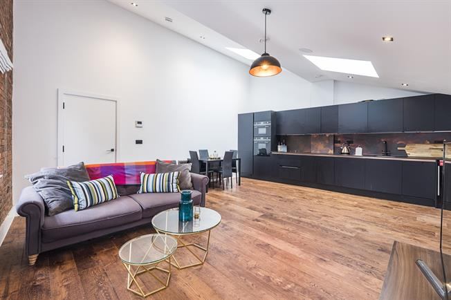 £2,491  per Calendar Month (Calculated), 2 Bedroom Apartment To Rent in London, SW4