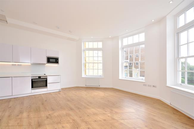 £2,925  per Calendar Month (Calculated), 2 Bedroom Apartment To Rent in London, SW4
