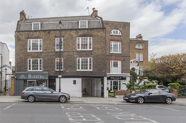 £1,733  per Calendar Month (Calculated), 1 Bedroom Flat To Rent in London, SW4